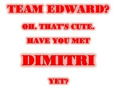 Exactly for all you vampire academy fans if you say the sane comment if you differ then also comment