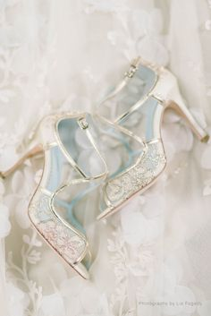 fe517523aa5 Wedding Shoes Gold Embroidered Lace and Ivory Silk Criss Cross Handmade and  Romantic Bridal Bella Belle Tess