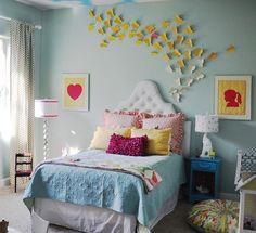 Idéias de decoração de quartos infantis