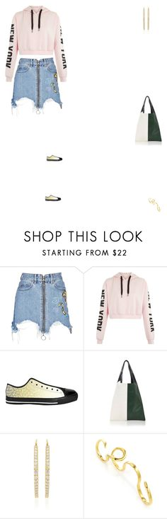 """""""Grace"""" by zoechengrace ❤ liked on Polyvore featuring Marcelo Burlon"""
