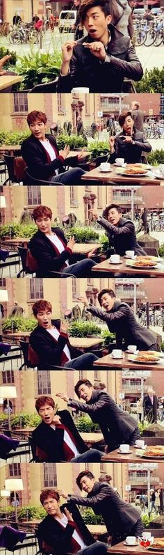 Jun.k & Wooyoung (2pm)
