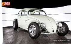 The Gonzoline Special: a Volksrod Beetle - VolksWorld