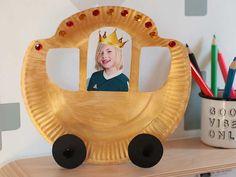 Knutselen koningsdag - Een gouden koets & nog 11 toffe andere knutselideeën.