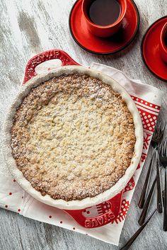 [215/366] Pie With Raspberry by mikeyarmish, via Flickr