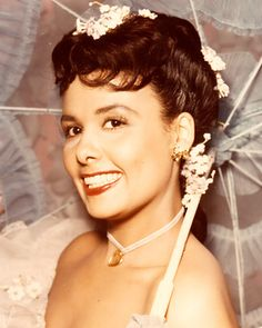 The Red Lip: An American Classic — Lena Horne