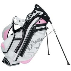 Love this hyper-lite ladies golf bag by Callaway!
