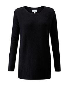 Cashmere Textured Crew Neck Sweater 122euros