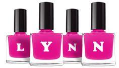 LYNN logo * Nails STYLE *