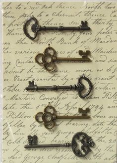 Metal Keys Charms Embellishments are available at Scrapbookfare.