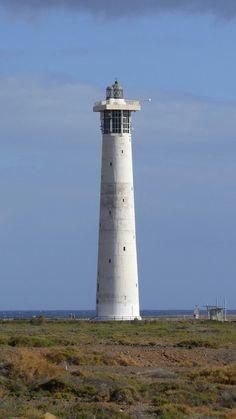 Morro Jable Lighthouse