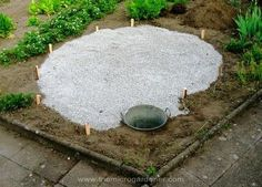 How To Urban Garden How to Build a Herb Spiral Garden Herb Spiral, Spiral Garden, Herb Garden Planter, Vegetable Garden, Herb Gardening, Garden Art, Vegetable Ideas, Urban Gardening, Vertical Garden Design