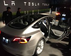 Tesla Model 3 EV For The Masses: Elon Musk Hints at 'Super Next Level' Part 2 Unveil - http://www.morningledger.com/tesla-model-3-ev-for-the-masses-elon-musk-hints-at-super-next-level-part-2-unveil/1364109/