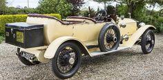 1913 London-to-Edinburgh Tourer by Brigden (chassis 2643)