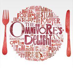 omnivore delight by Craig Ward IN123