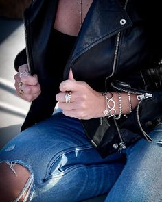 𝐓𝐮𝐞𝐬𝐝𝐚𝐲  #mix#and#create#your#own#special#style#timeless#silverjewelry Create Yourself, Create Your Own, Tuesday, Style, Swag, Outfits