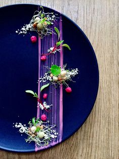 Food Plating / Food Presentation / Food Photography / Contemporary Cuisine / Fine Dining