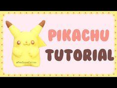 Easy Pokémon Pikachu Collab Polymer Clay Charm Tutorial