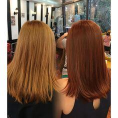 Hair Color Auburn, Auburn Hair, Strawberry Blonde Hair, Hair Color And Cut, Dye My Hair, Ginger Hair, Bad Hair, Balayage Hair, Curly Hair Styles