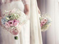 um doce de bouquet