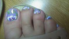 Resultado de imagen para decoracion de uñas delos pies