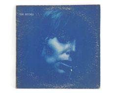Joni Mitchell Album Blue 1971 MS 2038 Reprise Records