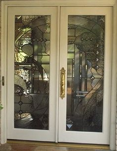 art glass by wells custom leaded glass interior doors in houston