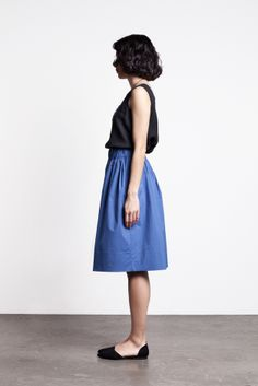 One of a Few — Creatures of Comfort Boon Skirt