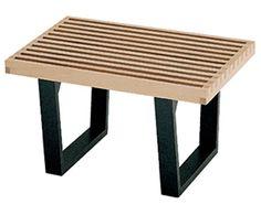 Bauhaus furniture:  bench
