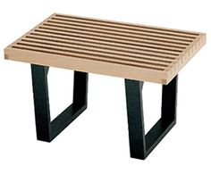 Bauhaus furniture:  bench