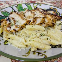Grilled Cajun Ranch Chicken Pasta Recipe - Key Ingredient