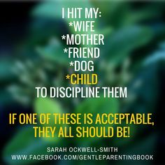 gentle parenting, attachment parenting, smacking, spanking