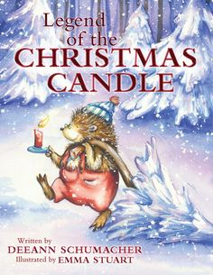 This adorable family of hedgehogs  receives unexpected rewards on Christmas. This heartwarming story touches on generosity, sharing and family in the true spirit of Christmas, Christmas stories, fantasy, fairytale, hedgehogs, holiday, Christmas legends, Children's Christmas books