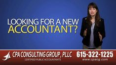 http://www.youtube.com/watch?v=YPsKlD24ROw Accountant Nashville TN - Call 615-322-1225
