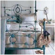 Andrea Guim Blog: Inspire-me decor: Um pouco de azul