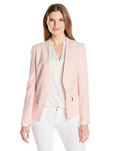 Ivanka Trump Women's Open Jacket ** Click on the image for additional details.