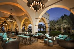 Jumeirah Zabeel Saray Hotel Dubai - Jumeirah Restaurants - C Club