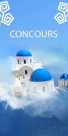 Gagnez un voyage pour deux en Grèce. Fin le 21 mars.  http://rienquedugratuit.ca/concours/gagnez-un-voyage-pour-deux-en-grece/