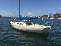Folkboat 26. Now for sale exclusively with Coast Boat Sales and for the first time on the market is one of the best Folkboat 26 yachts in