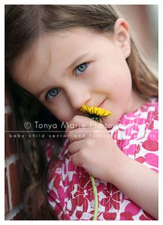 Angola Indiana Child Photographer: 4 Year Old Portraits | Tonya Marie Photography Blog