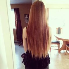 long hair, girl