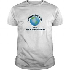 World's Sexiest Rail Operations Manager T Shirts, Hoodies, Sweatshirts. CHECK PRICE ==► https://www.sunfrog.com/Jobs/Worlds-Sexiest-Rail-Operations-Manager-White-Guys.html?41382