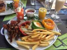 Breakfast in Belgrade. Restaurant, Belgrade, Waffles, Breakfast, Food, Morning Coffee, Diner Restaurant, Restaurants, Meals