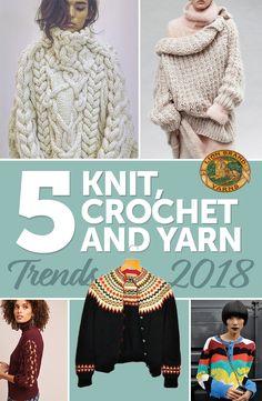 Yarn Trends 2018