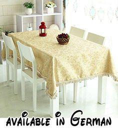 B0781F8SRR : BUUYI Tischdecke Tischtuch Pflegeleicht Im europäischen Stil Gelb 130 X 180 cm Hochzeit Hotel Restaurant rechteckiger Couchtisch Esstisch. Dies ist natürliche Baumwolle Textur Stoff weich Fleck-resistent und Verschleiß-resistant.Easy waschen schnell trocken. Frisch und einfach es lässt Sie sich entspannen schaffen eine entspannende und angenehme Esszimmer Atmosphäre. Der Tisch wird schön sein!. Es wird nicht haften Sie Ihre Haut beim Abendessen nicht