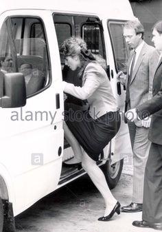 Sarah Ferguson negli anni 80