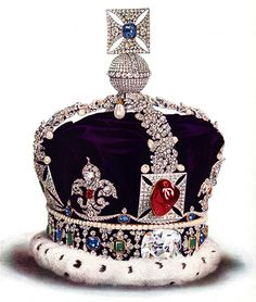 The Imperial State Crown of Great Britain, Tower of London