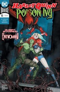 Harley Quinn & Poison Ivy (2019-2020) #5 by Jody Houser & Adriana Melo - Digitall Media Batwoman, Poison Ivy, Harley Quinn, Yorkie, Ebooks, Comic Books, Comics, Yorkies, Poison Oak Plant