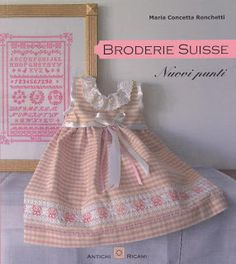 new broderie suisse book - by ANTICHI RICAMI