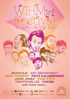 WHIMini Festival @ Showcase