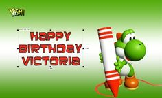 Yoshi Edible Cake or Cupcake Image Topper ** Click image for more details. (This is an affiliate link) Frosting, Icing, Cupcake Images, Edible Cake, Decorating Tools, Yoshi, Bakery, Decorations, Amazon